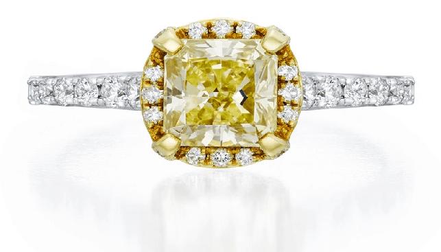 Dalumi Diamond Ring