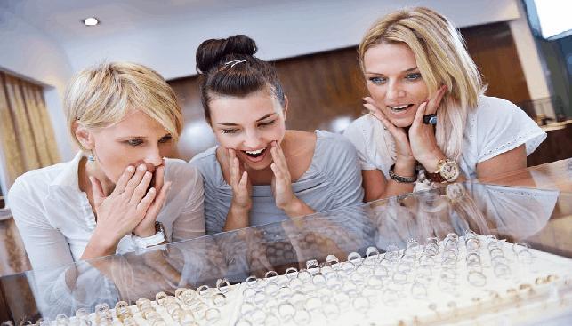 Jewelry consumers