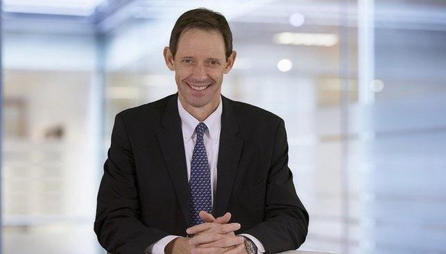 Bruce Cleaver De Beers CEO