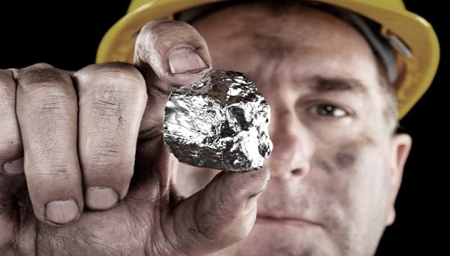 Miner silver