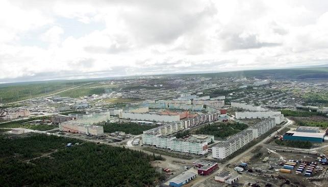 Aikhal Russia