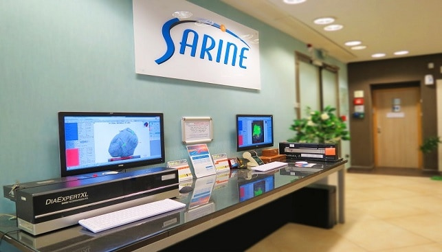 Sarine Service Center