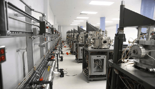 Scio diamond manufacturing laboratory
