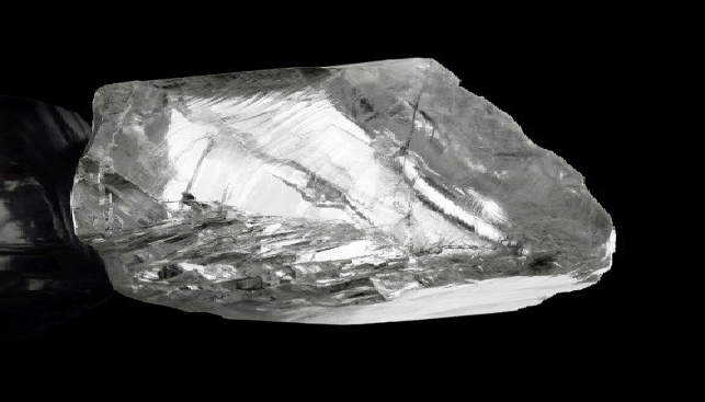 The Constellation rough diamond