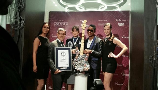 guitar Guinness World Records