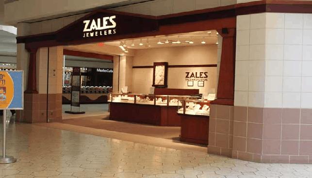Zales store Briarwood Mall