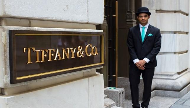 Tiffany & Co. Building on Wall Street