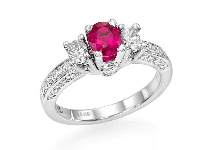 Rubi Diamonds ring, illimitee