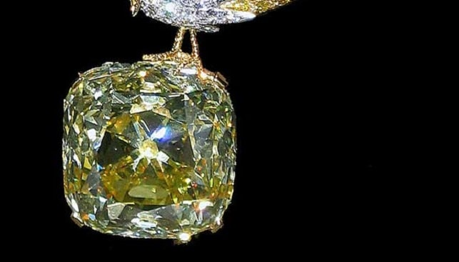 Tiffany Canary Yellow Diamond