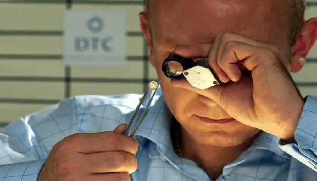 De Beers Diamond Tester