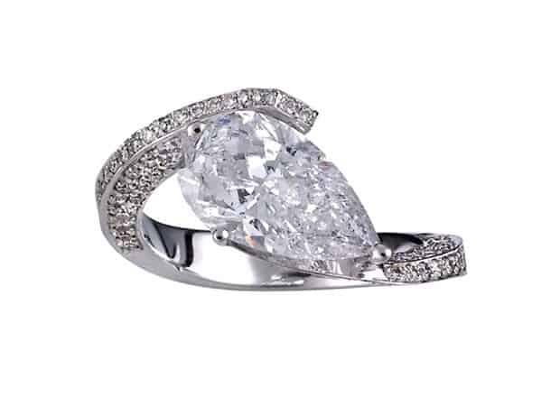 Shakaroff Diamond ring