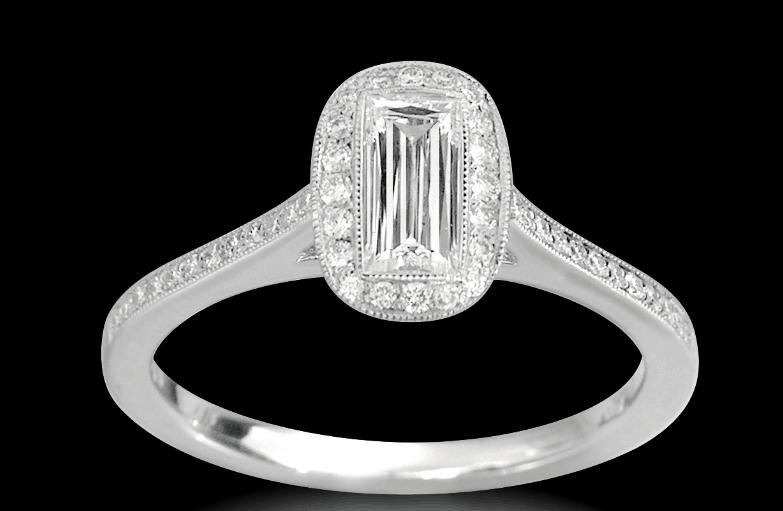 Diamond ring. Avi Paz