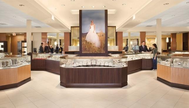 Jared jewelry store