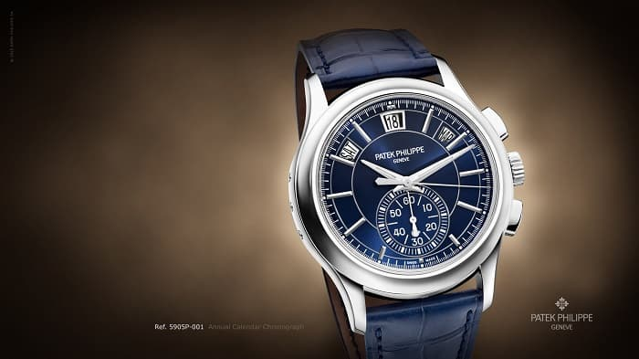 A Watch by Patek Philippe & Co.