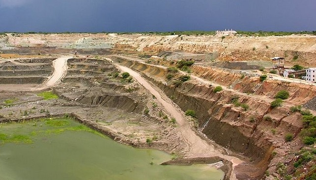 Williamson Diamond Mine Tanzania