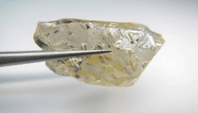68.1 carat diamond found at Lulo