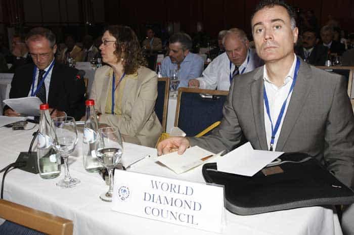The WDC delegation