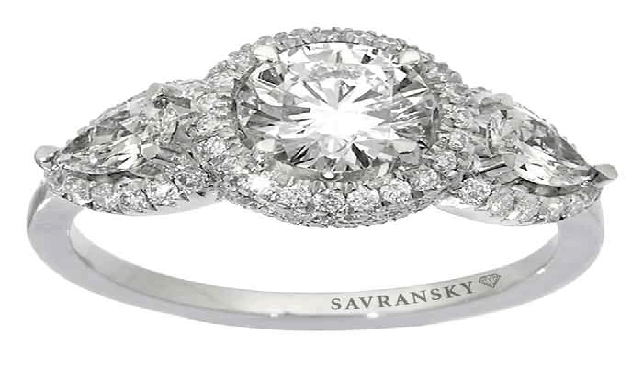 Engagement rings design by Hanan Savransky