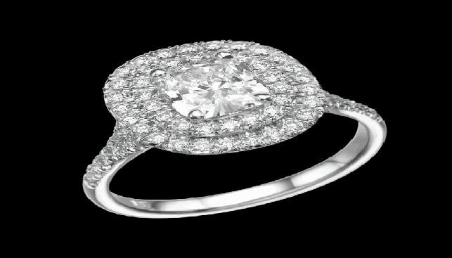 Diamond ring by Geraldo