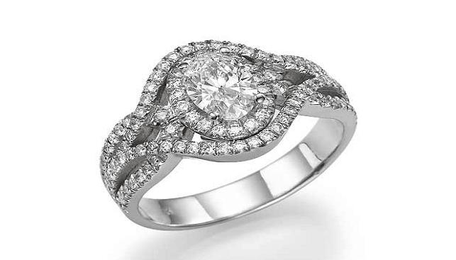Yakubov's Diamond ring
