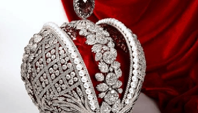 $20 Million Imperial Diamond Crown Of Russia