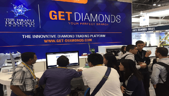 Searching diamonds with Get-Diamonds.com