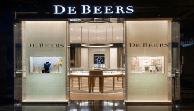 De Beers Store in Kuwait