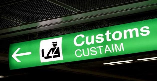 Customs , Ben Gurion International AirPort