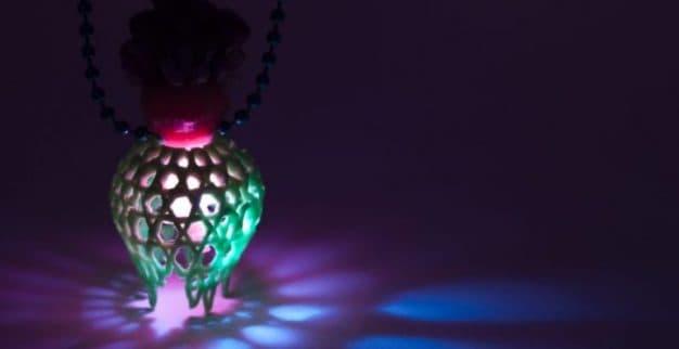 'Interactive' jewellery