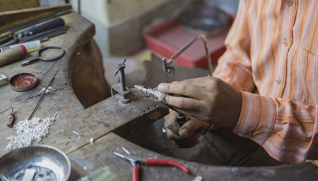 Indian Jeweler