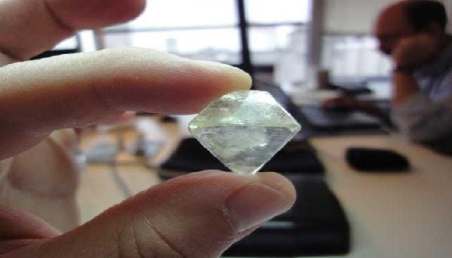 Lucara Rough Diamond