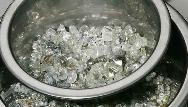 Rough Diamonds from Mirny