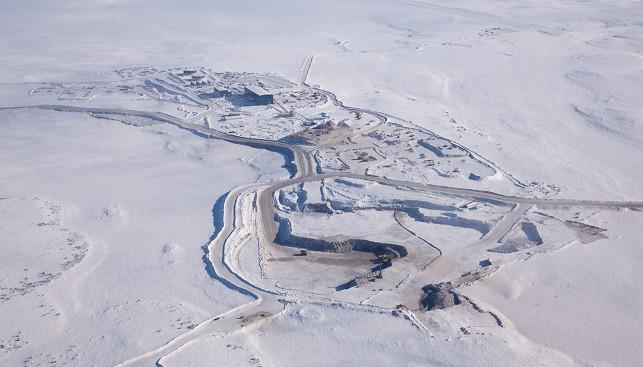 Gahcho Kue Diamond Mine