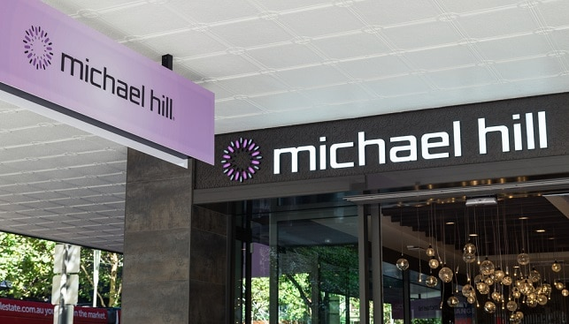 Michael Hill Jewelry Store