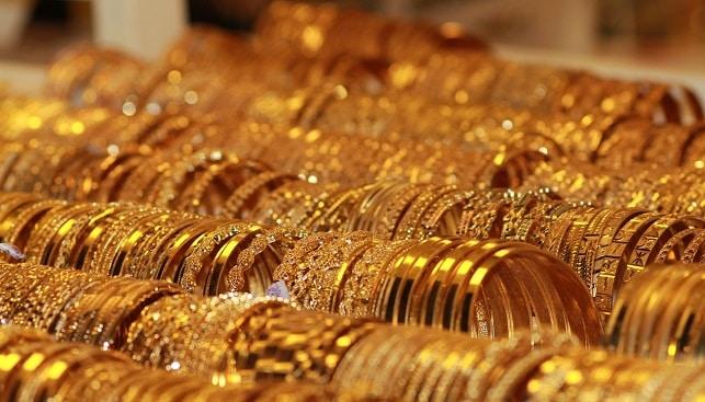 Gold bracelets India
