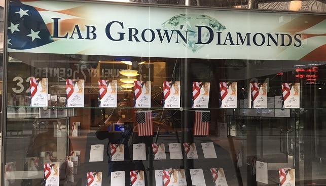Lab Grown Diamonds Store