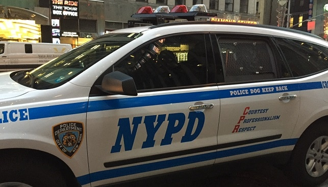 Police Car New York
