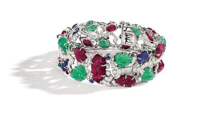 Gem Diamond Bracelet Cartier