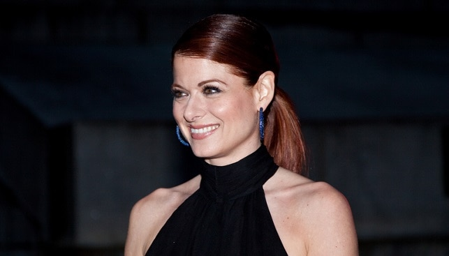 Debra Messing Jewelry Earrings
