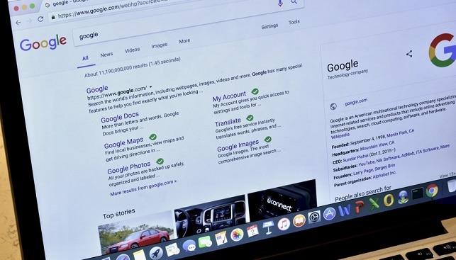 Apple Macbook Google Computer