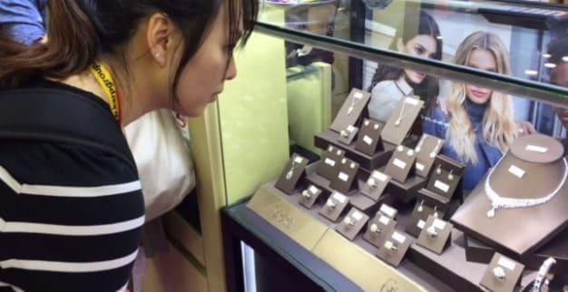 jewelry buyer China HK