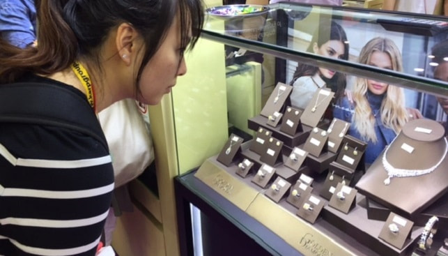 jewelry buyer China HK