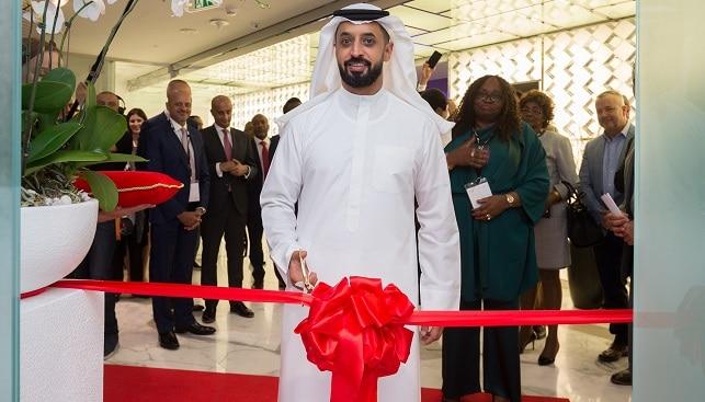 Dubai Diamond Bourse Chairman