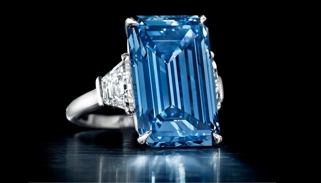 Most Famous Blue Diamond