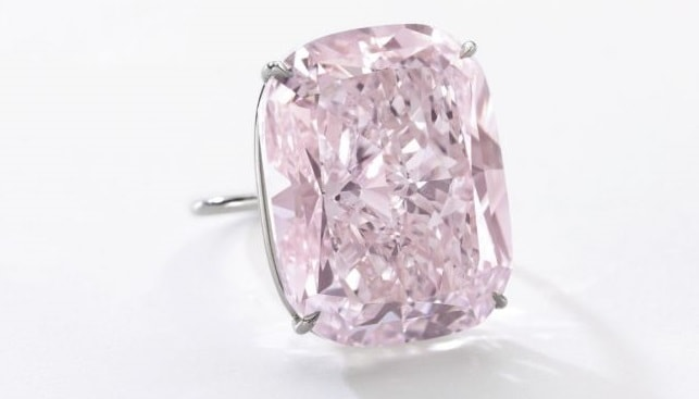 The Raj Pink Diamond