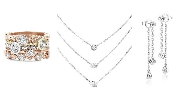 hollyday diamond jewelry collection
