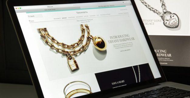 Tiffany website diamond jewelry