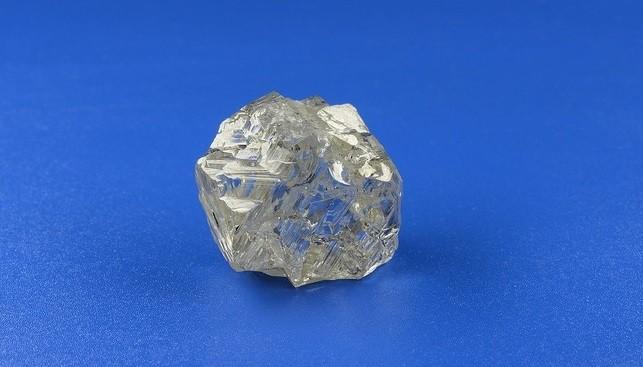 Big rough diamond Alrosa