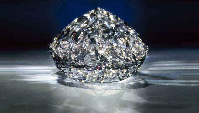 The Centenary diamond