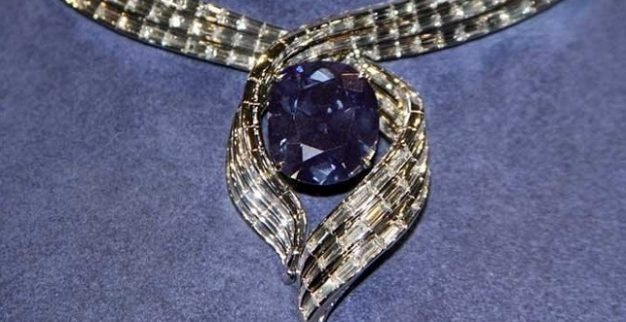 hope diamond blue diamond smithsonian museum